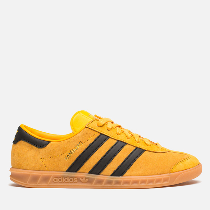 Кроссовки adidas Originals Hamburg Yellow/Black