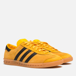 Кроссовки adidas Originals Hamburg Yellow/Black фото- 1