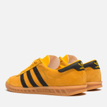 Кроссовки adidas Originals Hamburg Yellow/Black фото- 2