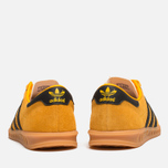 Кроссовки adidas Originals Hamburg Yellow/Black фото- 3