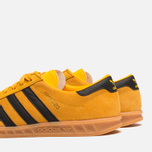Кроссовки adidas Originals Hamburg Yellow/Black фото- 6