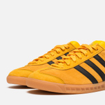 Кроссовки adidas Originals Hamburg Yellow/Black фото- 5