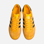 Кроссовки adidas Originals Hamburg Yellow/Black фото- 4