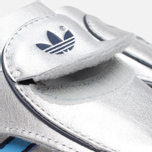 Мужские кроссовки adidas Originals Micropacer OG Silver Metallic/Blue/Red фото- 10