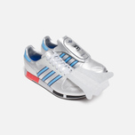 Мужские кроссовки adidas Originals Micropacer OG Silver Metallic/Blue/Red фото- 8