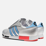 Мужские кроссовки adidas Originals Micropacer OG Silver Metallic/Blue/Red фото- 2
