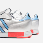 Мужские кроссовки adidas Originals Micropacer OG Silver Metallic/Blue/Red фото- 6