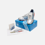 Мужские кроссовки adidas Originals Micropacer OG Silver Metallic/Blue/Red фото- 12