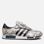 Мужские кроссовки adidas Originals Micropacer OG White/Black/Grey фото- 0