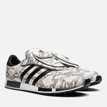 Мужские кроссовки adidas Originals Micropacer OG White/Black/Grey фото- 1