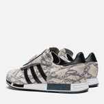 Мужские кроссовки adidas Originals Micropacer OG White/Black/Grey фото- 2