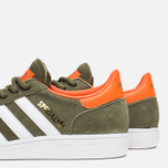 adidas Originals Spezial Sneakers Olive/White/Gold photo- 7