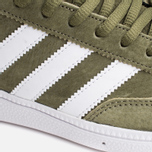 Кроссовки adidas Originals Spezial Olive/White/Gold фото- 5