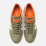 Кроссовки adidas Originals Spezial Olive/White/Gold фото- 4