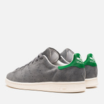 Мужские кроссовки adidas Originals 84-Lab. Stan Smith Grey/Grey фото- 2
