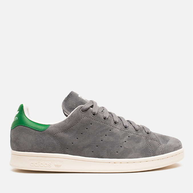 Мужские кроссовки adidas Originals 84-Lab. Stan Smith Grey/Grey