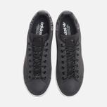 adidas Originals Stan Smith Sneakers Black/Neon White photo- 4