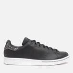 adidas Originals Stan Smith Sneakers Black/Neon White photo- 0