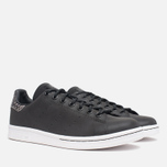 Мужские кроссовки adidas Originals Stan Smith Black/Neon White фото- 1