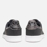 adidas Originals Stan Smith Sneakers Black/Neon White photo- 3