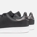 adidas Originals Stan Smith Sneakers Black/Neon White photo- 6