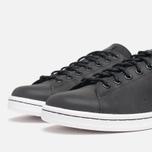 adidas Originals Stan Smith Sneakers Black/Neon White photo- 5