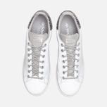Мужские кроссовки adidas Originals Stan Smith Silver Metallic/White фото- 4