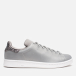Мужские кроссовки adidas Originals Stan Smith Silver Metallic/White фото- 0