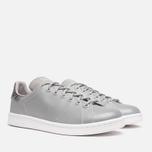 Мужские кроссовки adidas Originals Stan Smith Silver Metallic/White фото- 1