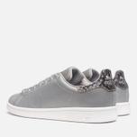 Мужские кроссовки adidas Originals Stan Smith Silver Metallic/White фото- 2