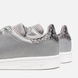 Мужские кроссовки adidas Originals Stan Smith Silver Metallic/White фото- 6