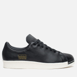 Мужские кроссовки adidas Originals Superstar 80s Clean Black фото- 0