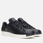 Мужские кроссовки adidas Originals Superstar 80s Clean Black фото- 1