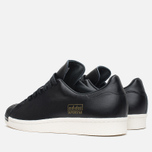 Мужские кроссовки adidas Originals Superstar 80s Clean Black фото- 2