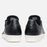Мужские кроссовки adidas Originals Superstar 80s Clean Black фото- 3