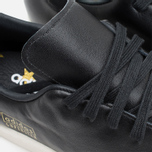Мужские кроссовки adidas Originals Superstar 80s Clean Black фото- 6