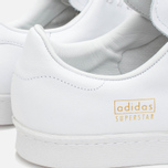 Кроссовки adidas Originals Superstar 80s Clean White фото- 6