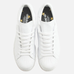 Кроссовки adidas Originals Superstar 80s Clean White фото- 4
