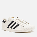 Мужские кроссовки adidas Originals Superstar 80s Deluxe Vintage White/Core Black фото- 1