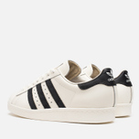 Мужские кроссовки adidas Originals Superstar 80s Deluxe Vintage White/Core Black фото- 2