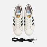 Мужские кроссовки adidas Originals Superstar 80s Deluxe Vintage White/Core Black фото- 4