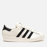 Мужские кроссовки adidas Originals Superstar 80s Deluxe Vintage White/Core Black фото- 0