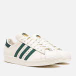 Мужские кроссовки adidas Originals Superstar 80s Deluxe Vintage White/Green фото- 1