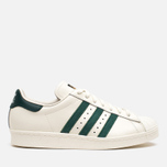 Мужские кроссовки adidas Originals Superstar 80s Deluxe Vintage White/Green фото- 0