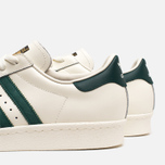 Мужские кроссовки adidas Originals Superstar 80s Deluxe Vintage White/Green фото- 6