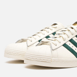 Мужские кроссовки adidas Originals Superstar 80s Deluxe Vintage White/Green фото- 5
