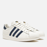 Мужские кроссовки adidas Originals Superstar 80s Deluxe Vintage White/Navy фото- 1