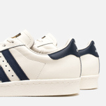 Мужские кроссовки adidas Originals Superstar 80s Deluxe Vintage White/Navy фото- 6