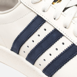 Мужские кроссовки adidas Originals Superstar 80s Deluxe Vintage White/Navy фото- 7