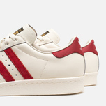 Мужские кроссовки adidas Originals Superstar 80s Deluxe Vintage White/Scarlet фото- 6